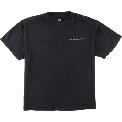 トミーヒルフィガー ワンポイントロゴTシャツ XL /eaa057675