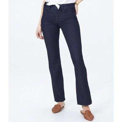 エヌワイディージェイ レディース デニムパンツ ボトムス Petite Size Billie Mini Bootcut Jeans