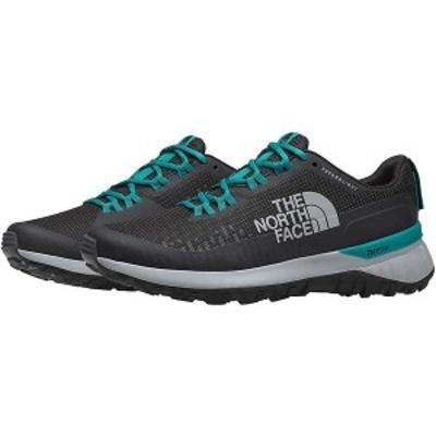 ノースフェイス レディース スニーカー シューズ The North Face Women's Ultra Traction FUTURELIGHT Shoe TNF Black / Jaiden Green