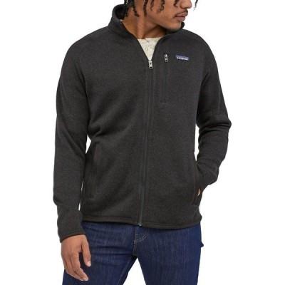 パタゴニア ジャケット&ブルゾン アウター メンズ Patagonia Men's Better Sweater Fleece Jacket Black
