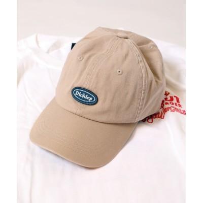 ONE DAY KMC / Dickies/ TWILL CALIF WAPPEN FULL CAP 14671100 WOMEN 帽子 > キャップ