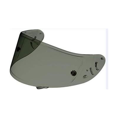 Shoei 01-335 CX-1 ハードコートシールド - メロースモーク