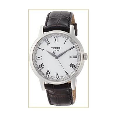 ティソ 腕時計  Tissot Mens Powermatic Watch T085.410.16.013.00 並行輸入品