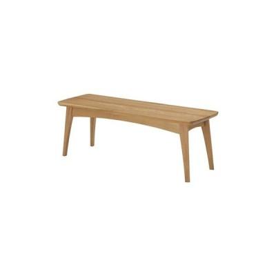 大塚家具 ベンチ 「フィル2」 レッドオーク材 ホワイトオーク色