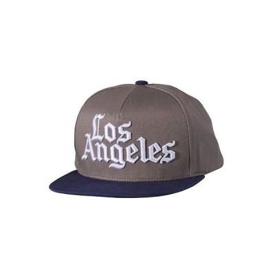 帽子 ジャスリブ JSLV Times Snapback Hat グレー ネイビー LA Los エンジェルes Snap Back Cap