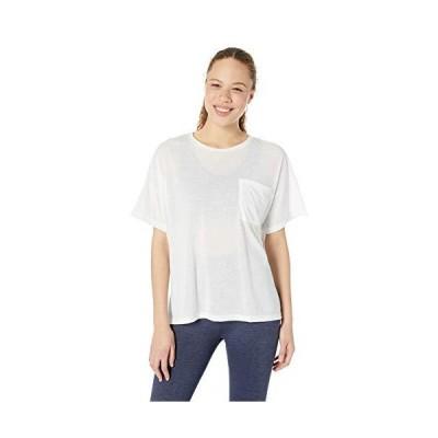Reebok レディース Nature X Hi-lo Tシャツ XX-Small ホワイト 並行輸入品