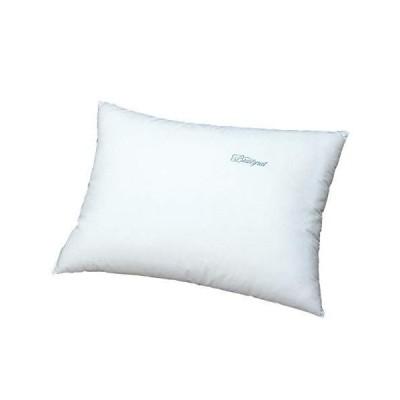 シモンズ(Simmons) 正規品 枕 ポケットコイルピロー 硬さファーム(やや硬め) 60cm×45cm スプリング内蔵 ソフトな弾力 イ