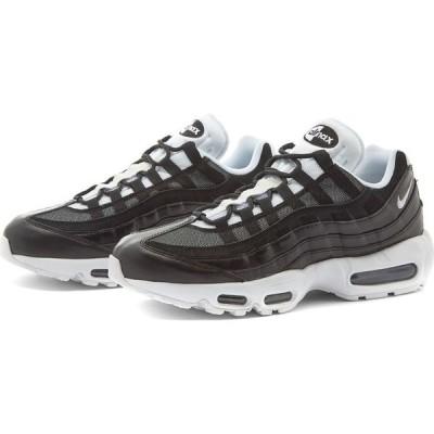 ナイキ Nike メンズ スニーカー エアマックス 95 シューズ・靴 air max 95 essential Black/White