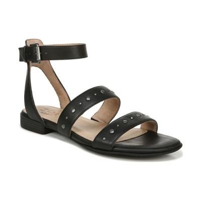 ソウルニュトライザー サンダル シューズ レディース Rayelle Ankle Strap Sandals Black