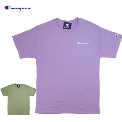チャンピオン champion Tシャツ スクリプトロゴ メンズ トップス 半袖Tシャツ メール便対応可 /CP34
