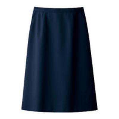 セロリーセロリー(Selery) スカート ネイビー 17号 S-16451 1着(直送品)