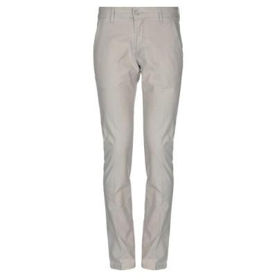 ENTRE AMIS チノパンツ ファッション  メンズファッション  ボトムス、パンツ  チノパン グレー