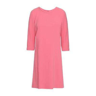 ゴート GOAT ミニワンピース&ドレス コーラル 10 ウール 100% ミニワンピース&ドレス