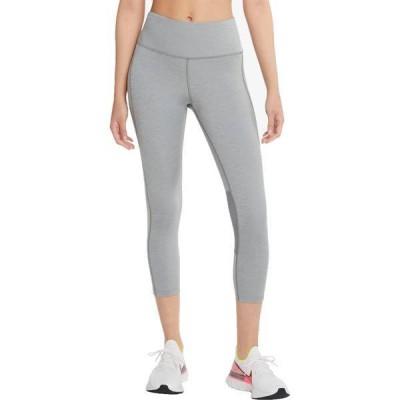 ナイキ レディース カジュアルパンツ ボトムス Nike Women's Fast Cropped Running Leggings