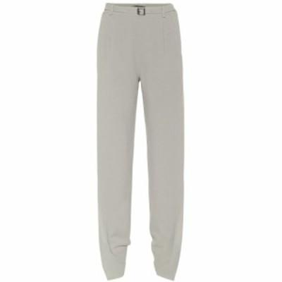 ローラン ムレ Roland Mouret レディース ボトムス・パンツ Askern high-rise wool wide-leg pants Sage