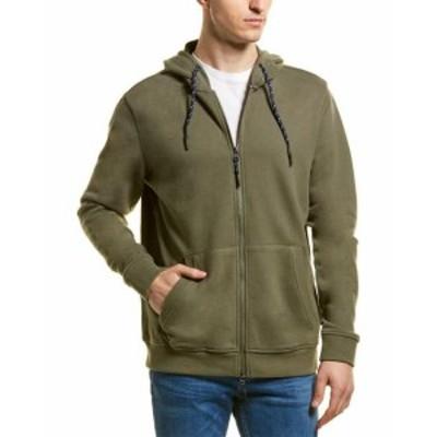 Surfside Supply サーフサイドサプライ ファッション トップス Surfside Supply Co. Fleece Hoodie Jacket M