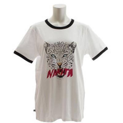 Tシャツ 半袖 DUSK RINGER WHT NJWTDUSWHT