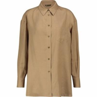 ロロピアーナ Loro Piana レディース ブラウス・シャツ トップス fabienne linen shirt