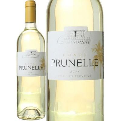 ワイン プロヴァンス コート・ド・プロヴァンス キュヴェ・プリュネル ブラン 2019 ヴァロンブローザ 白