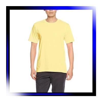 サイズ イエロー UnitedAthle 6.2オンス プレミアム Tシャツ 594