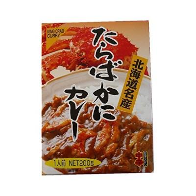 高島食品 たらばかにカレー 200g×2個