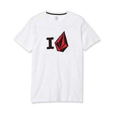 [ボルコム] [メンズ] 半袖 プリントTシャツ (アジアンフィット)[ AF002006 / JP 3S W STONE S/S TEE ] おしゃ