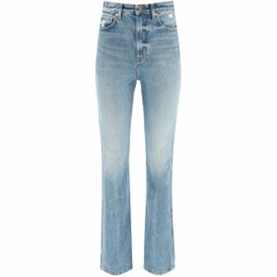 KHAITE/カイト Blue Khaite danielle jeans レディース 春夏2021 1032 059 W908 ik