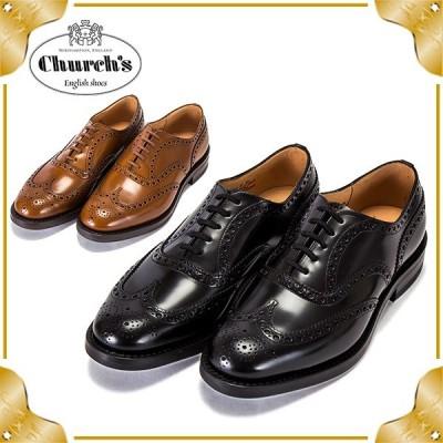 チャーチ Church's バーウッド Burwood メンズ 革靴 ポリッシュド バインダー 男性用 レザーシューズ