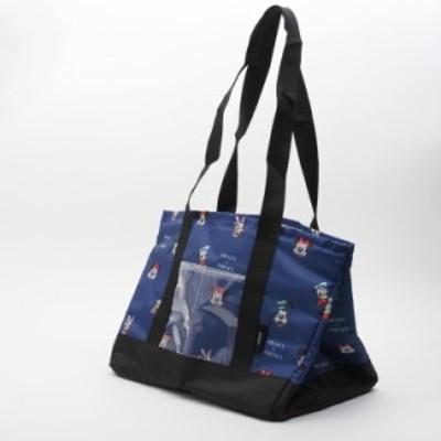 レジカゴバッグ ミッキー レジカゴ用保冷バッグ 巾着 ミッキーマウス/KBR61 レジかごバッグ ショッピングバッグ お買い物バッグ