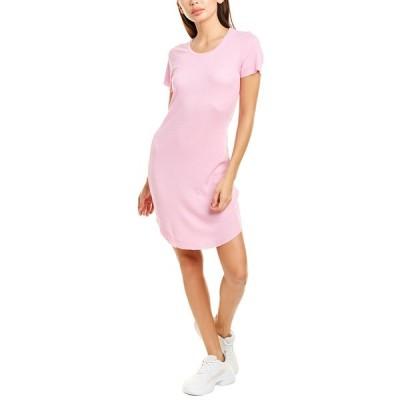 コットンシチズン ワンピース トップス レディース Cotton Citizen Melbourne Mini Dress pink