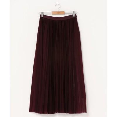 スカート REKISAMI(レキサミ)プリーツスカート