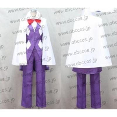 ポケットモンスター ハートゴールド&ソウルシルバー ミナキ 風 コスプレ衣装 完全オーダーメイドも対応可能