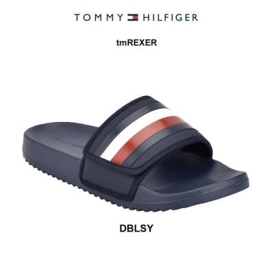TOMMY HILFIGER(トミーヒルフィガー)スポーツ シャワー サンダル スリッパ メンズ tmREXER