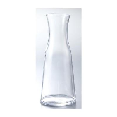 酒器 カラフェ0.25 [D7.2 x 17.4cm 250cc] (ガラス) 料亭 旅館 和食器 飲食店 業務用