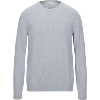 バランタイン BALLANTYNE メンズ ニット・セーター トップス sweater Grey