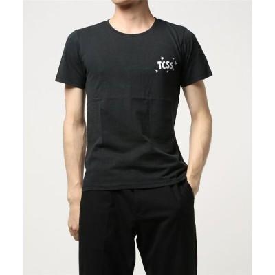 tシャツ Tシャツ LOGO TEE/Critical Slide クリティカルスライド TCSS 半袖 Tシャツ バックプリント