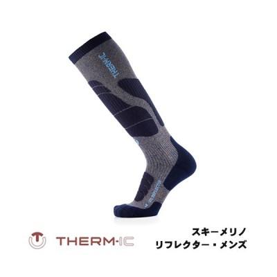 THERM-IC サーミック ヒーティングテクノロジー パワースキーメリノリフレクターMEN メンズ