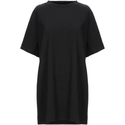 .AMEN. T シャツ ブラック 38 コットン 100% / ポリウレタン / ガラス / ポリエステル T シャツ