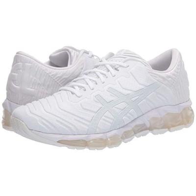 アシックス GEL-Quantum 360 5 メンズ スニーカー 靴 シューズ White/White