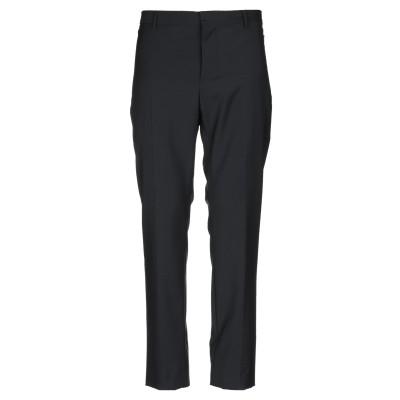 ヴァレンティノ VALENTINO パンツ ブラック 46 ウール 84% / モヘヤ 16% パンツ