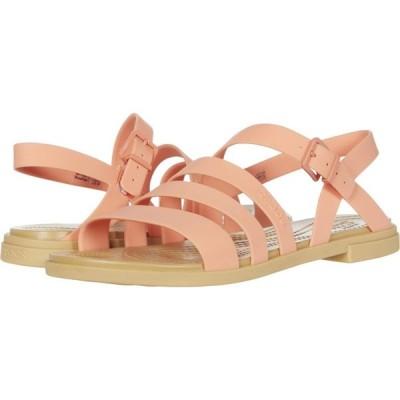 クロックス Crocs レディース サンダル・ミュール シューズ・靴 Tulum Sandal Grapefruit/Tan