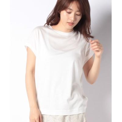 【マイストラーダ】 ゆるTシャツ レディース ホワイト 38 Mystrada