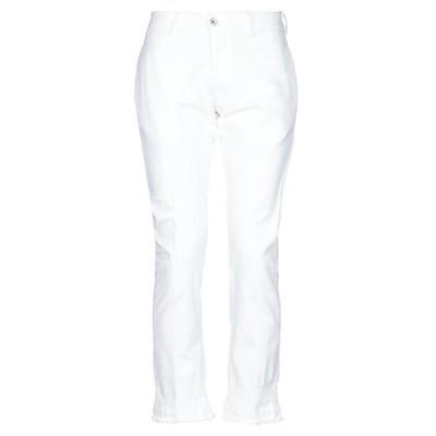 JEORDIE'S ジーンズ  メンズファッション  ボトムス、パンツ  ジーンズ、デニム ホワイト