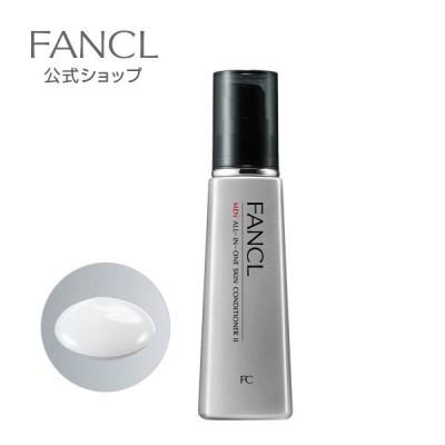メン オールインワン スキンコンディショナー II しっとり 1本 化粧品 オールインワンジェル メンズ 男性 化粧水 ファンケル FANCL 公式
