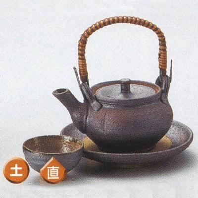 南蛮花型土瓶むし (信楽焼) (松茸・秋の味覚・高級)
