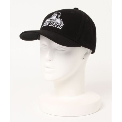 TONE / 【BEN DAVIS/ベンデイビス】BASEBALL CAP - WHITE EMBROIDERY(UN) MEN 帽子 > キャップ
