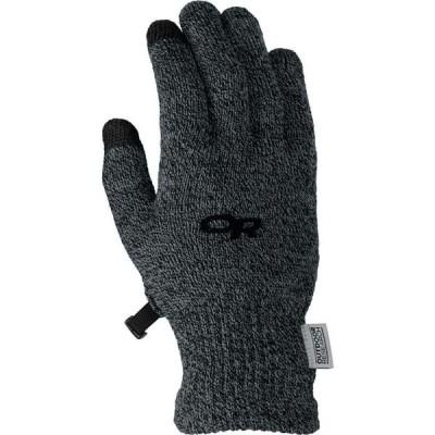 アウトドアリサーチ Outdoor Research メンズ 手袋・グローブ BioSensor Glove Liner Charcoal