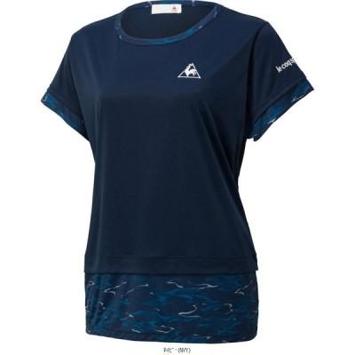 ルコック le coq sportif ハンソデシャツ QTWNJA10 テニスTシャツW