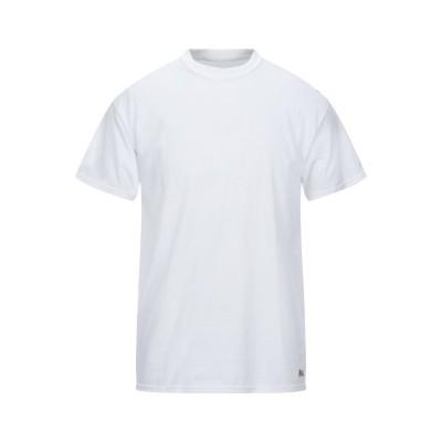 ロイ ロジャース ROŸ ROGER'S T シャツ ホワイト M コットン 90% / ポリエステル 10% T シャツ