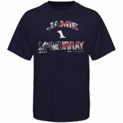 Chase Authentics チェイス オーセンティック スポーツ用品  Chase Authentics Jamie McMurray Americana T-Shirt - N
